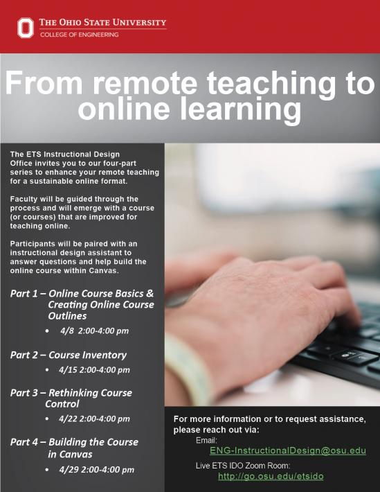 Keep Teaching Resources For Faculty Engineering Technology Services Ets